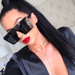 🔥NEW!  Square Glass Sunglasses